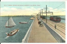 états Unis Texas Galveston - Galveston