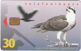 ESTONIA - Pandion Haliaetus, 04/97, Used - Arenden & Roofvogels