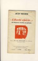 LIBERTE CHERIE # LIVRE DE JEAN NOCHER # GUERRE 39-45 # RESISTANCE # ILLUSTRATIONS GENO / - Livres