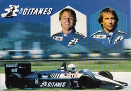 CIRCUIT GRAND PRIX OF BELGIUM F1 1986 - TEAM LIGIER - RENE ARNOUX - JACQUES LAFFITE - Motorsport