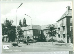 ANSICHTKAART * VOORBURG * POLITIEBUREAU * PARKWEG  (2789) - Voorburg