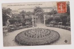 CPA - SALLES D´ANGLES - Propriété De M.E. Héraud  - Edit CCC - Circulée En 1912 - TBE - - Altri Comuni
