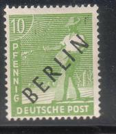 Berlino (1948) - Mi. 4 ** MNH - Neufs