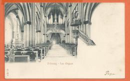 FEL759, Fribourg, Les Orgues, Orgue,  Précurseur, Circulée 1899 - FR Fribourg