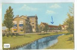 ANSICHTKAART * VOORBURG * ELIAS ANNES BORGRKADE * GELOPEN NAAR HILVERSUM  (2797) - Voorburg