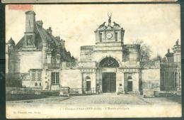 Chateau D'Anet L'Entree Principale   - Daf08 - Unclassified