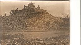 Guerre 14-18 .24ème Rég D Art .Eglise De Flavy Le Martel Aisne - 1914-18