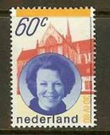 NEDERLAND 1980 MNH Stamp(s) Coronation 1200 #7016 - Unused Stamps
