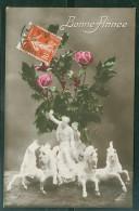 Bonne Année  - Joli Biscuit     Daf35 - Sculptures