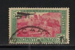 MONACO PA N° 1 Obl. - Poste Aérienne