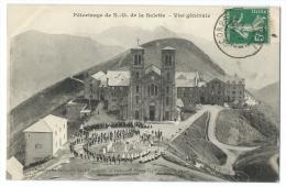 LA SALETTE-FALLAVAUX (Isère) - Pèlerinage à Notre-Dame De La Salette - Vue Générale - Laffrey