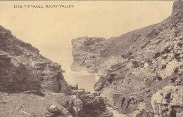 Rocky Valley  Tintagel Angleterre - Angleterre
