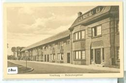 ANSICHTKAART * VOORBURG * REDENBURGSTRAAT (2800) - Voorburg