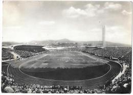 STADIO-STADIO COMUNALE FIRENZE CON PARTITA IN CORSO(221) - Calcio