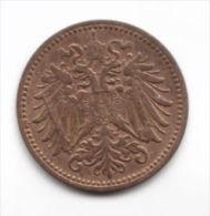 @Y@    Austria 1 Heller 1903 UNC (C23) - Austria