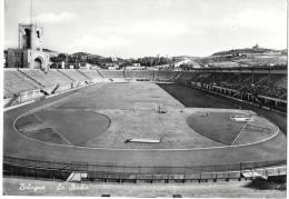 SPORT CALCIO STADIO DI BOLOGNA VEDUTA DALLA CURVA - Calcio