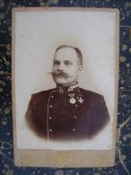 Austria-Hungary-photograhfer ?? -165x109mm-cca 1895   (2362) - Guerra, Militari