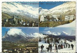 Hautes Alpes :  SAINT   ETIENNE  En   DEVOLUY : Vue1969 - France