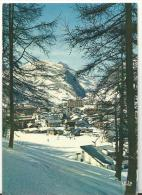 Savoie :  VAL  D '  ISERE  :  Vue  1980 - Val D'Isere