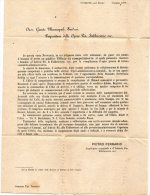 1877   LETTERA VENZONE DEL FRIULI UDINE - 1861-78 Vittorio Emanuele II