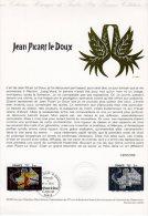 """Document Officiel De 1980 N° 28-80 """" HOMAGE A J.S. BACH """" N° YT 2107 + Prix Dégressif. DPO - Postdokumente"""