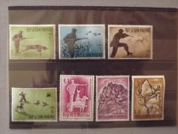 Lot N°236 Lot De 7 Timbres  Neuf** De San Marin - Collections, Lots & Séries