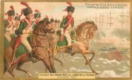 Chromos Réf. X13-080. Chicorée A La Boulangère Cambrai Cardon Duverger Pichegru - Trade Cards