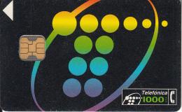 SPAIN - Telefonica Telecard 1000 Ptas, Chip F2, 01/94, Used - Spain