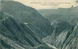 38 - LIGNE DE LA MURE - Passage De La Rivoire - Le Drac Et Le Mont Aiguille - Non Classés