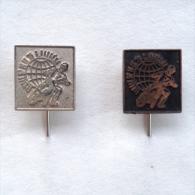 Badge / Pin (Motorcycle Speedway) - Yugoslavia Gornja Radgona World Championship Finale 1975 - Motorbikes