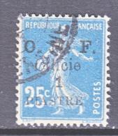 CILICIA  104  (o) - Cilicia (1919-1921)