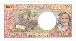 Polynésie Française / Tahiti - 1000 FCFP / B.050 / 2013 / Signatures: De Seze-Noyer-Besse - Neuf / Jamais Circulé - Papeete (Polynésie Française 1914-1985)