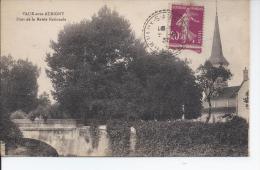 Vaux Sous Aubigny Pont De La Route Nationale - Autres Communes