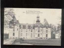 22 Chateau De Pleslin Façade Sud édit. Waron N° 378 à M.du Breil De Pontbriand - France