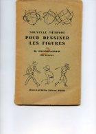 Grand'Aigle - Nouvelle Méthode Pour Dessiner Les Figures - H. Laurens éditeur - Boeken, Tijdschriften, Stripverhalen