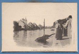 50 - SAINT LO --  Un Monstre Dans La Vire - Saint Lo
