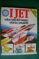 PFQ/50 AVIAZIONE - I JET STORIA E MODELLI Fabbri Ed.1985/AEREI/JET DA GUERRA - Motoren