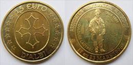 1,5 Euro Temporaire Precurseur D´ ALBI  1996,  RRRR, Only 3000 Ex., BR, Nr. 18 - Euro Der Städte