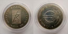 0,5 Euro Temporaire Precurseur De ROMANS, 1998, Extrem Selten! Nur 100 Stck., NICKEL!!!, Nr. 575 - Euro Der Städte