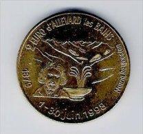 2 Euro Temporaire Precurseur D´ALLEVARD, 1998, RRRR, Bronce, Nr. 27 - Euro Der Städte