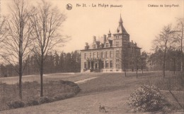 La Hulpe  (Brabant) Château De Long-Fond - La Hulpe