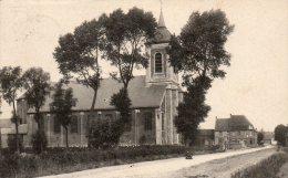 LEDEGHEM 1902.- Gezicht Op De Kerk. - Ledegem
