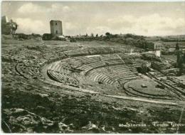 Siracusa - Teatro Greco - 90 - Formato Grande Viaggiato - S - Siracusa