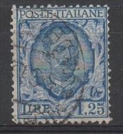 1926 (202) Floreale Cent 1,25 Usato  (leggi Messaggio Del Venditore) - Usati
