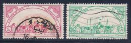 Libya, Scott #340,343 Used Literacy Campaign, 1968 - Libya