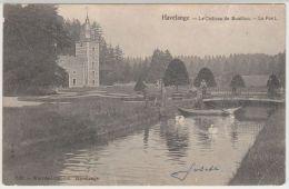 19874g PONT - Ch�teau de Bouillon - Havelange - 1907