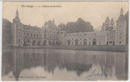19875g CHATEAU de BOUILLON - Havelange - 1907