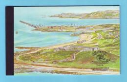 ALDERNEY CARNET BOOKLET GARRISON ISLAND III MILITAIRE CHEVAUX 1999 / MNH** / CV 49 - Alderney
