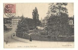 Cp, 41, Blois, Le Square Victor-Hugo, Voyagée 1904 - Blois