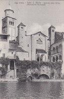 Italie - Lago D'Orta - Isola San Giulio - Facciata Della Chiesa - Verbania